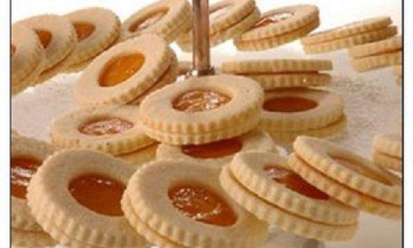 Cookies de Damasco