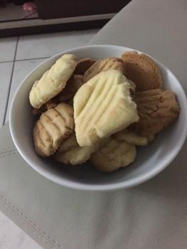 Biscoitos Amanteigados | Thiago Cruz