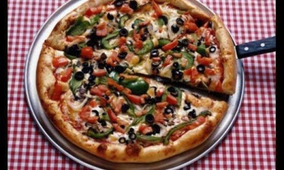 Massa básica para Pizza