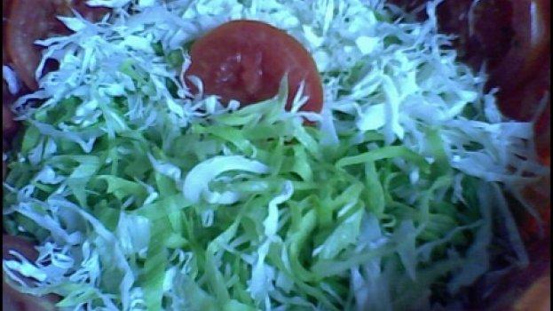 Salada com Repolho
