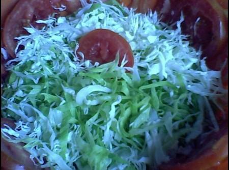 Minha salada