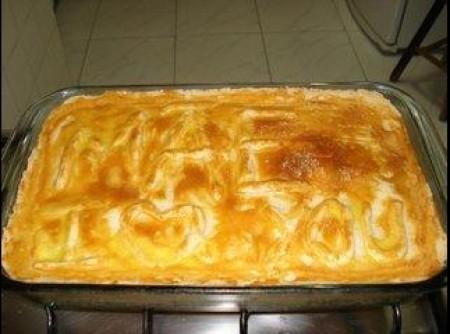 Torta de Cebolas | CyberCook