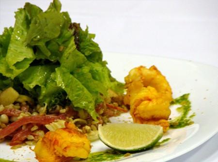 Salada de Lagostim