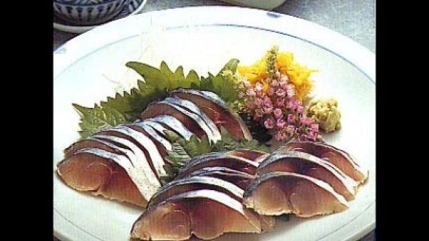 Sashimi de cavalinha