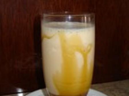 Café com yogurt