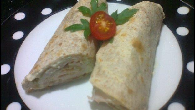 Wraps Refrescantes de Tofu da Fabers