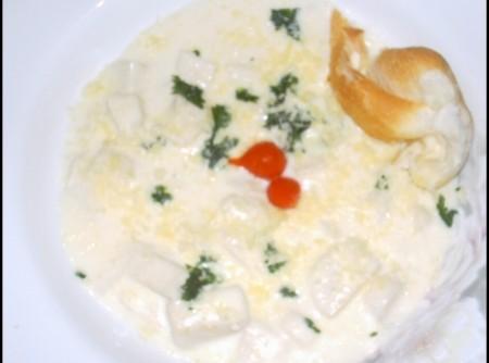 Sopa de palmito | Priscyla Nelina dos S. Batista