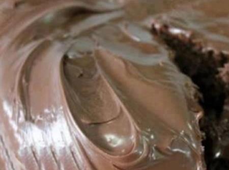 Bolo de Iogurte e Nutella