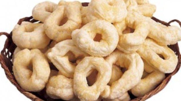 Biscoito Frito de Polvilho