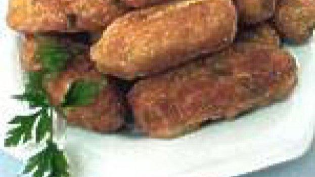 Croquetes de Mandioca