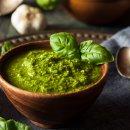 Pesto de Agrião e Rúcula