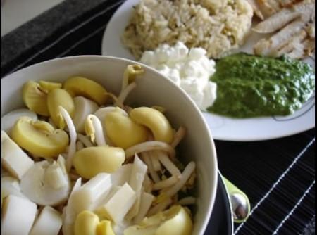 Salada Natural