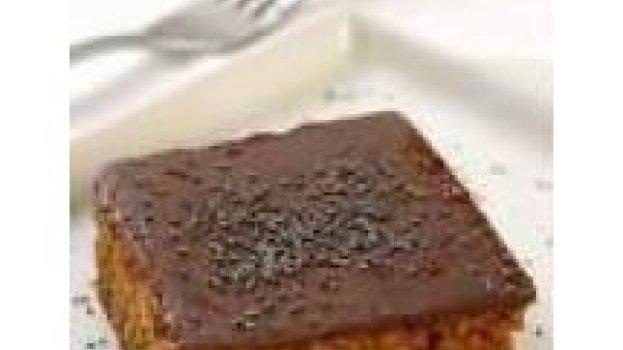 Bolo de Chocolate com café da Tata