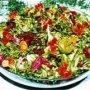 Salada ao Molho de Pitanga | Luiz Lapetina