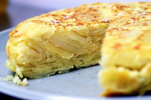 Tortilla Espanhola