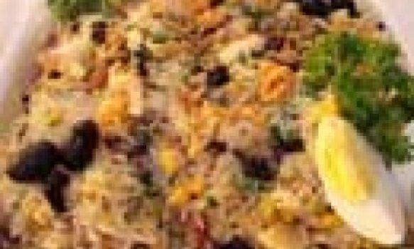 Arroz de Bacalhau do Bernardinho
