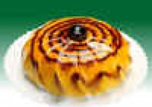 Torta luna de maracujá