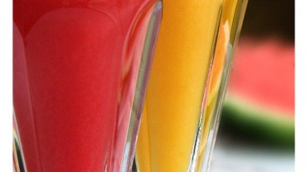 Suco de Laranja e Acerola Natural