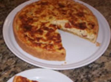Torta de cebola | francesca azzi