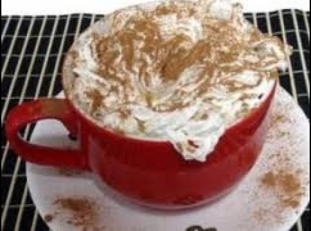 Chocolate Quente Com Amido de Milho   André Luppi de Siqueira