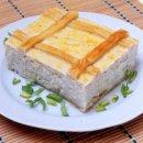 Torta Cremosa de Alho-poró