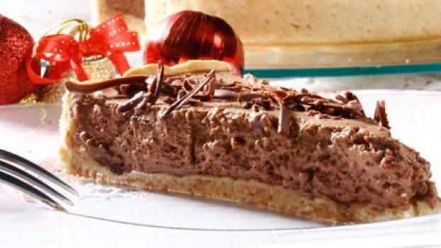 Torta de Chocolate com Rum
