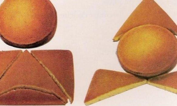 Bolo salgado(bolo palhaço)