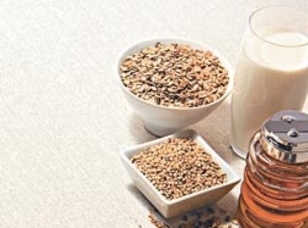 Os cereais que enxugam o corpinho