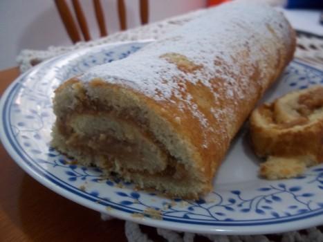 Pão de Ló para Rocambole