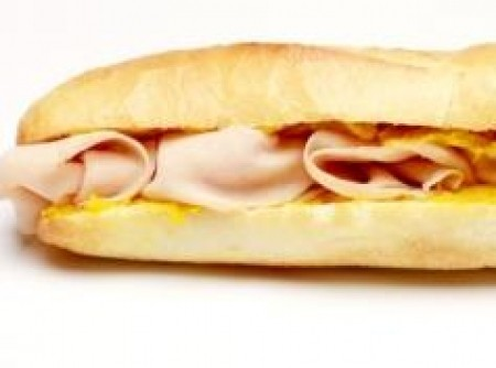 Sanduíche de Maçã com Curry