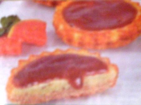Tortinha romeu-e-julieta