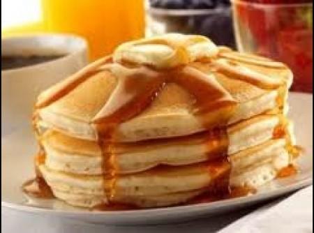 Panqueca americana (café da manhã)