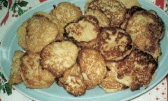 Kartoflane (Panquecas de Batata)