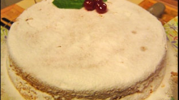 Torta de Amor de Baba de Moça