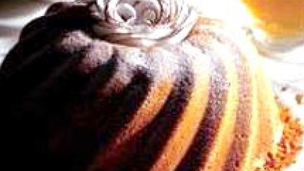 Bolo de Coco Queimado