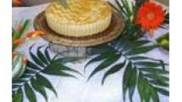 Empadão de Frango com Cream Cheese