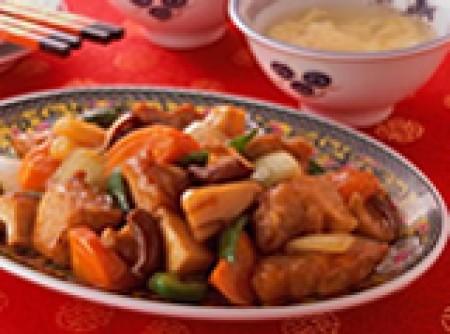 Frango chinês