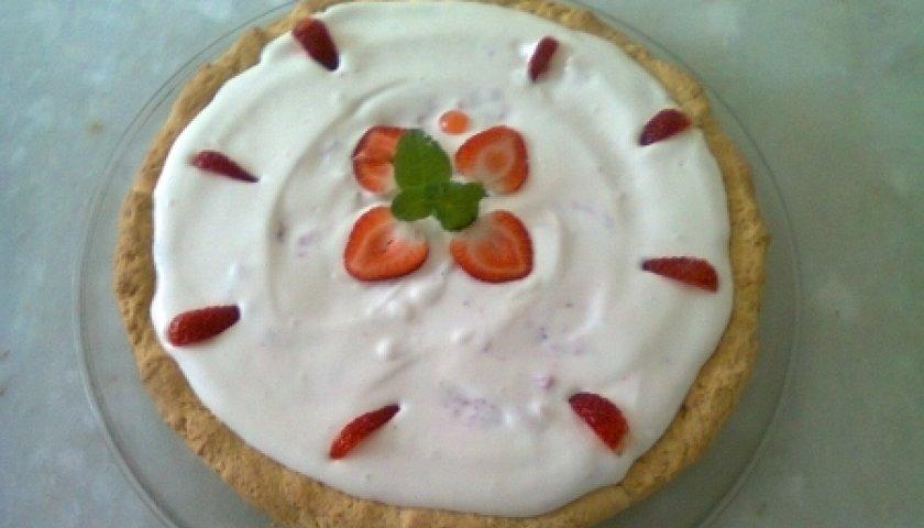 Torta de Morangos Especial