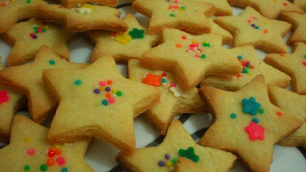Biscoito Amanteigado com 4 Ingredientes
