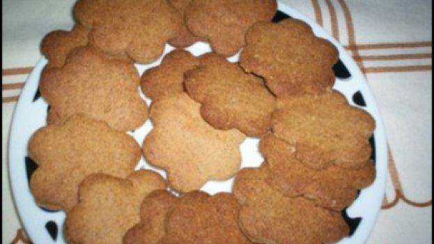 Bolachinhas de Amendoim