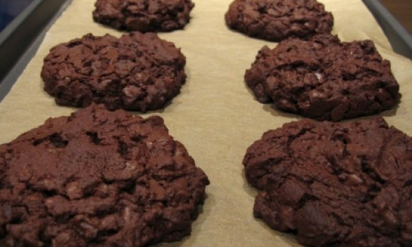 Cookies de Chocolate Básico