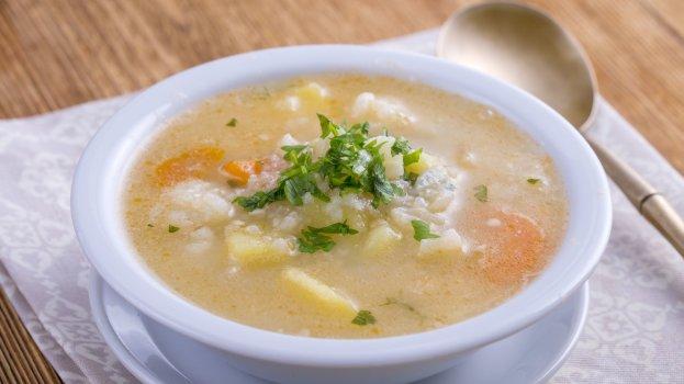 Sopa Creme de Frango