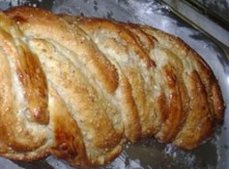 Pão de Inhame com castanha-do-pará