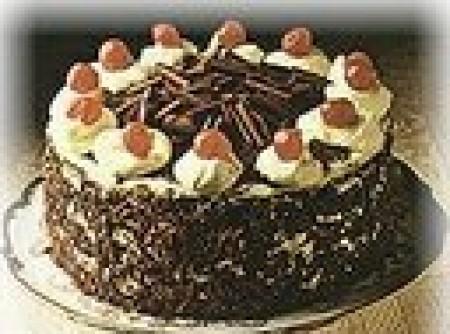 Recheio para tortas de chocolate