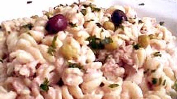 Salada de Macarrão Parafuso