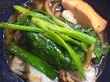 Sukiyaki rápido | Luiz Lapetina
