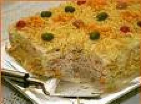 Torta Rápida