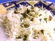 Salada Crua de Repolho