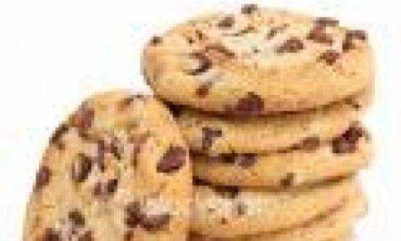 Cookie com Aveia e Chocolate