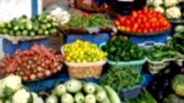 Salada de manga e abacaxi e cerejas do nepal